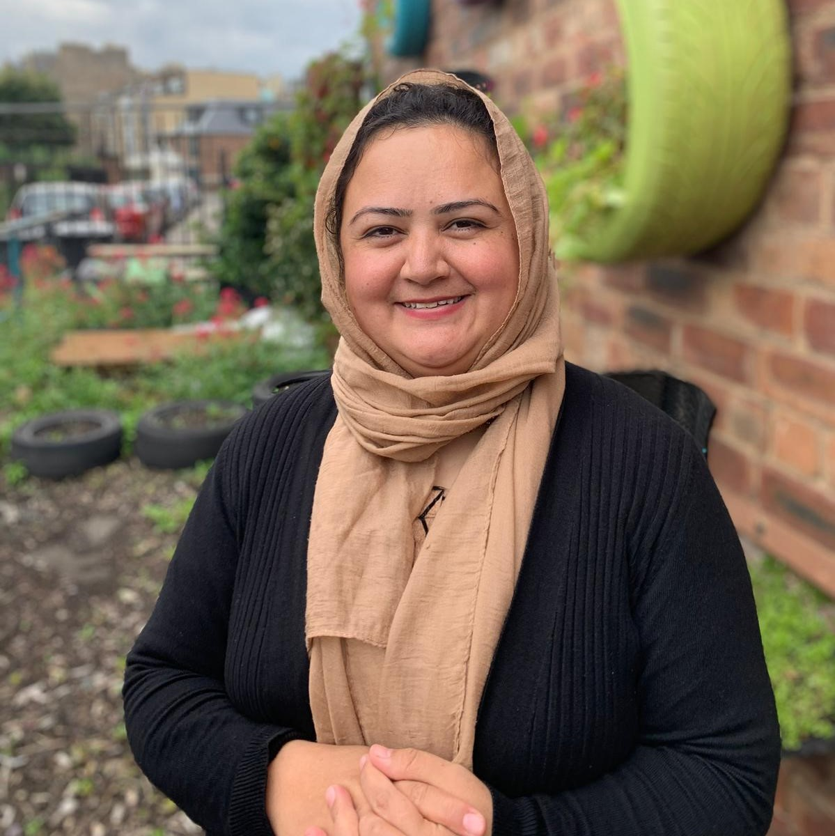 Tatheer Fatima – Project Coordinator, Climate Challenge Fund, Networking Key Services, Edinburgh